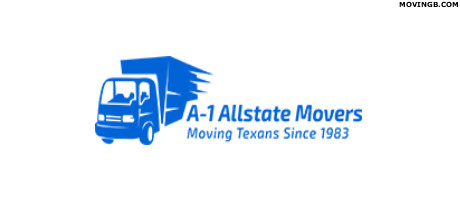 A1 Allstate Movers - Houston Movers
