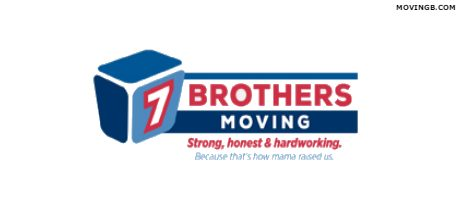 7 Brothers Moving - Utah Movers