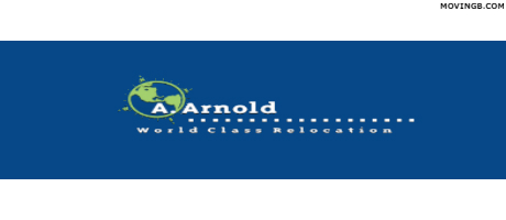 A Arnold Moving - Kansas Home Movers