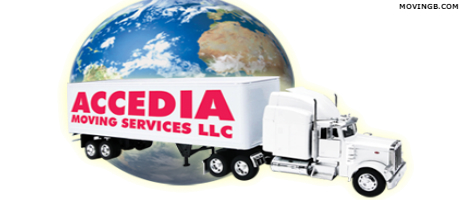 Accedia Moving Services - West Virginia Movers