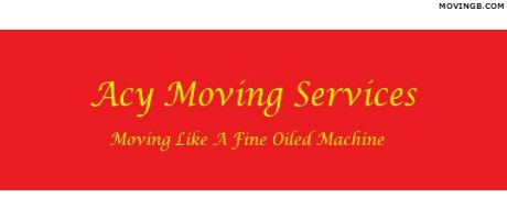 Acy Moving Services - Delaware Movers