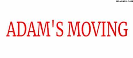 Adams moving - Iowa Home Movers