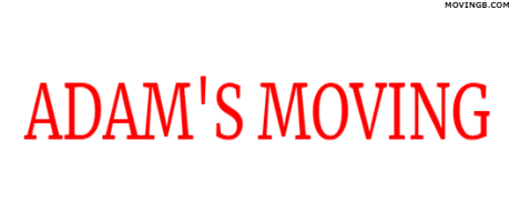 Adams moving - Iowa Home Movers