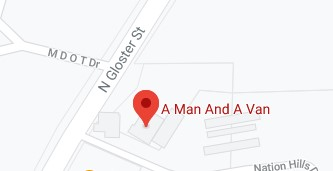 Address of A man and a van moving company Tupelo MS