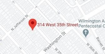 Address of All around moverz company Wilmington DE