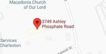 Address of All my sons moving company Charleston SC