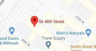 Address of All national van lines moving company NY
