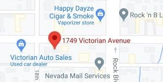 Address of Carneys full service movers company NV