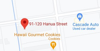Address of Coleman hawaii movers company