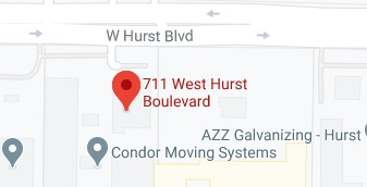 Address of Condor moving company Hurst TX