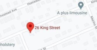 Address of G metz moving company Johnston RI