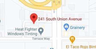 Address of Galbraith van and storage company Bakersfield CA