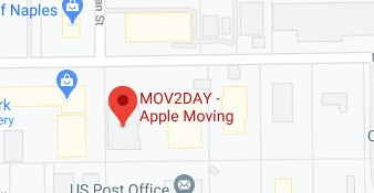 Address of Mov 2 day moving company Naples FL