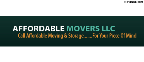 Affordable Movers - Moving Services