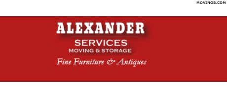 Alexander services - Moving Services