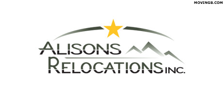 Alisons movers - Movers in Anchorage AK