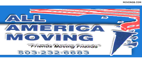 All america moving - Portland Movers