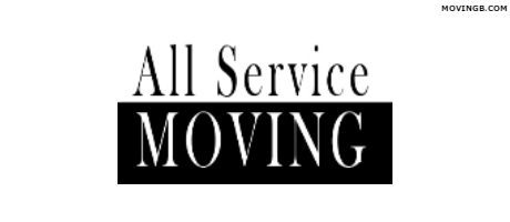 All service moving - Portland Movers