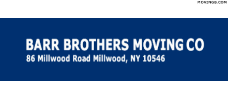 Barr Brothers Moving - New York Movers