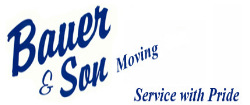 Bauer and son moving - Mover