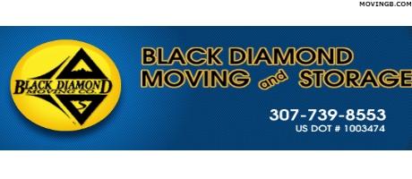 Black Diamond Moving and Storage - Wyoming Home Movers