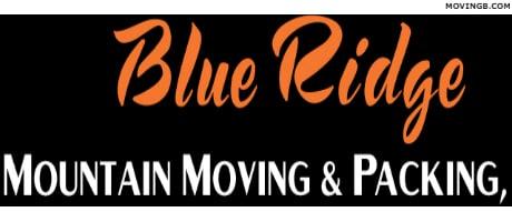 Blue Ridge Mountain Moving - Georgia Movers