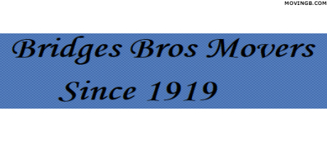Bridges bros movers - Moving Services
