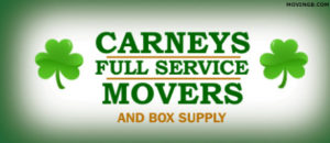 Carneys full service movers - Reno Movers