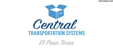 Central Transportation Systems - El Paso Home Movers
