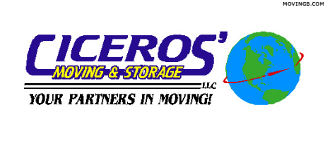 Ciceros Moving and Storage - Movers In Macon GA