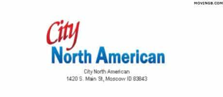 City North American Moving - Idaho Movers