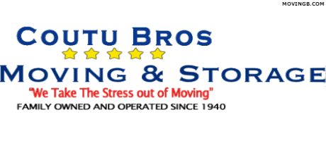 Coutu Bros Moving - Rhode Island