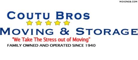 Coutu Bros Moving - Rhode Island