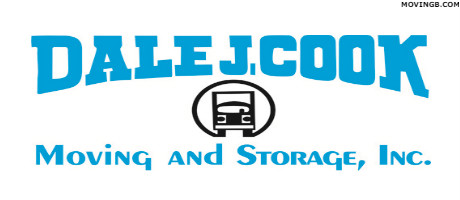 Dale J Cook moving - Movers In North Charleston SC