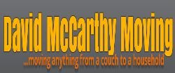 David McCarthy moving - Mover