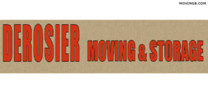 Derosier Moving - Moving Services