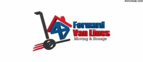 Forward Van Lines Florida Movers