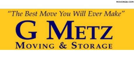 G Metz Moving