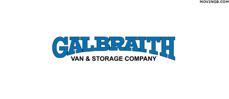 Galbraith Van and Storage - Movers In Bakersfield CA