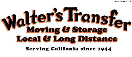 Garidelles moving and Walters transfer - California Movers