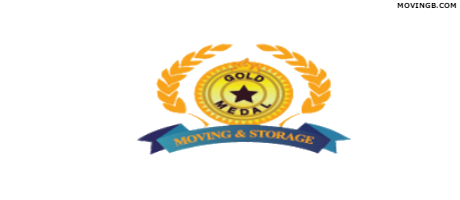 Gold Medal Moving and Storage - California Movers