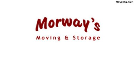 Morways moving and storage - Vermont Movers