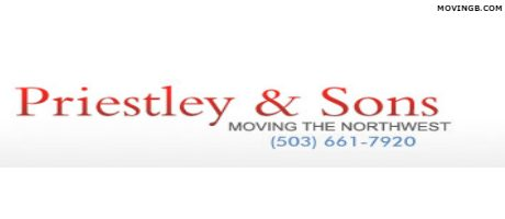 Priestley moving - Oregon Movers