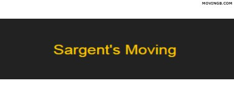 Sargents Moving - Vermont Movers