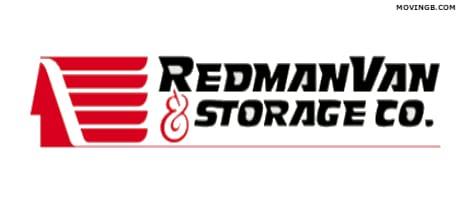 Redman Van and Storage - Salt Lake City Movers