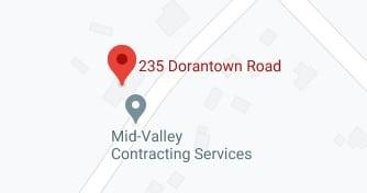 Address of BNT movers company Covington Township PA