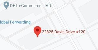 Address of Campbell moving company VA