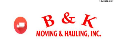 B and K Moving and Hauling PA Movers Movingb.com