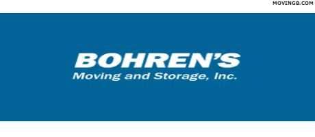 Bohrens Moving - New Jersey Movers