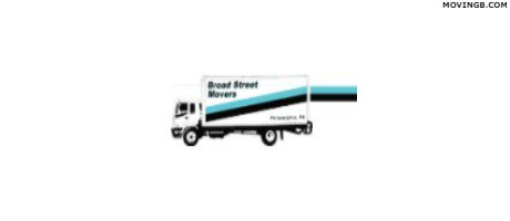 Broad street movers - Movers In Philadelphia PA